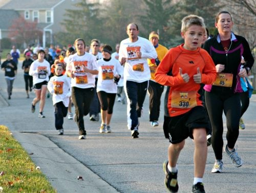 Wishbone 5K - Fishers YMCA @ Fishers YMCA | Fishers | Indiana | United States