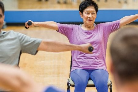 Group Exercise at Ransburg YMCA | YMCA of Greater Indianapolis