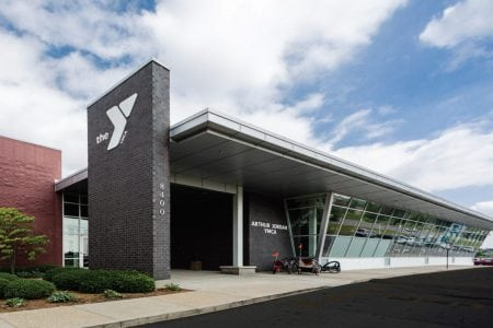 Exterior at Jordan YMCA | YMCA of Greater Indianapolis