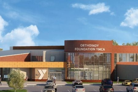 OrthoIndy Foundation YMCA new facility rendering | Pike | YMCA of Greater Indianapolis