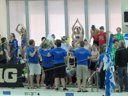yogi swim team