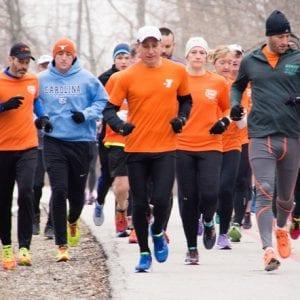 Multifit runners at the Jordan Y