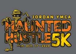 Haunted Hustle 5K: Join Us Virtually for A Ghoulishly Good Time @ Jordan YMCA | Indianapolis | Indiana | United States