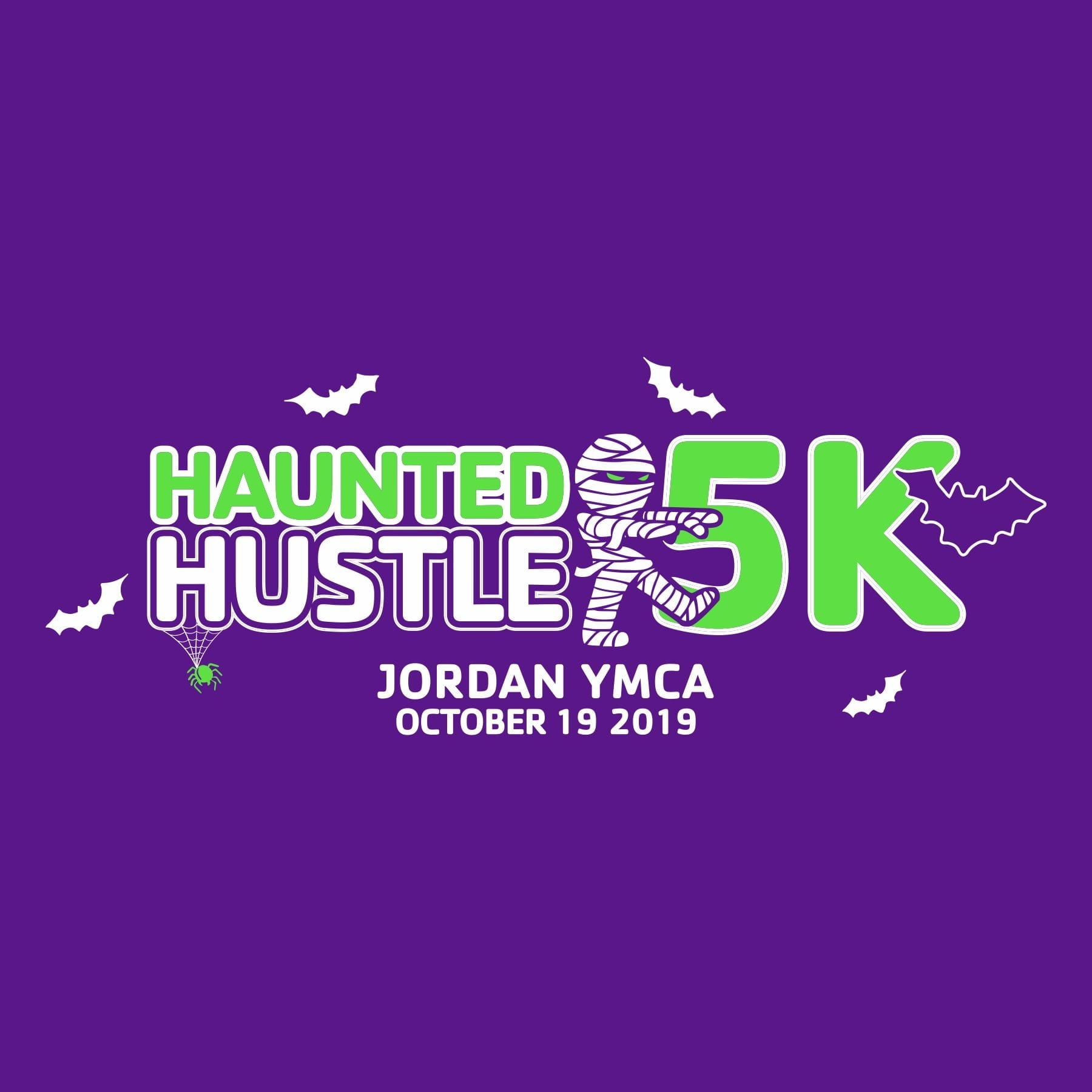 Haunted Hustle 5K: Join Us for A Ghoulishly Good Time @ Jordan YMCA    Indianapolis   Indiana   United States