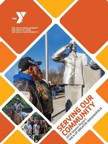 Community Impact Report Cover Art