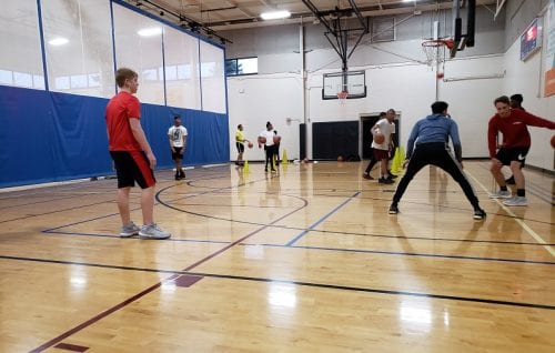 pickup basketball | adult sports