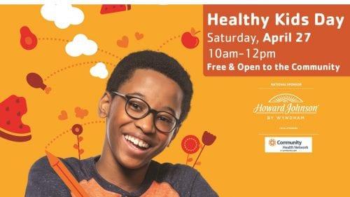 Healthy Kids Day @ Benjamin Harrison YMCA   Indianapolis   Indiana   United States