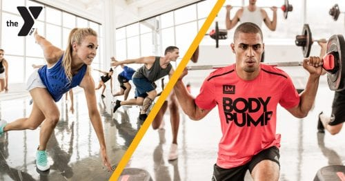 Les Mills Launch: BodyPump 111 and BodyAttack 106 @ Hendricks Regional Health YMCA | Avon | Indiana | United States