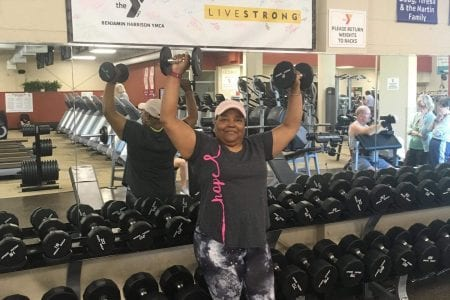 LiveStrong at the YMCA changes Felita's life after cancer