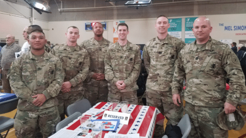 Breakfast for the Brave @ Benjamin Harrison YMCA | Indianapolis | Indiana | United States