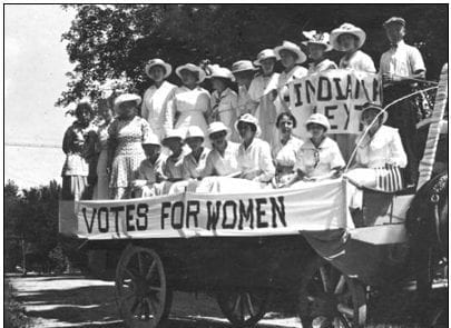 OASIS Educational Series: Right to Vote - Centennial of Women's Suffrage @ Jordan YMCA   Indianapolis   Indiana   United States