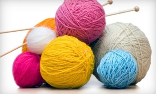 OASIS Educational Series: Beginner Knitting - Keyhole Scarf @ Jordan YMCA   Indianapolis   Indiana   United States