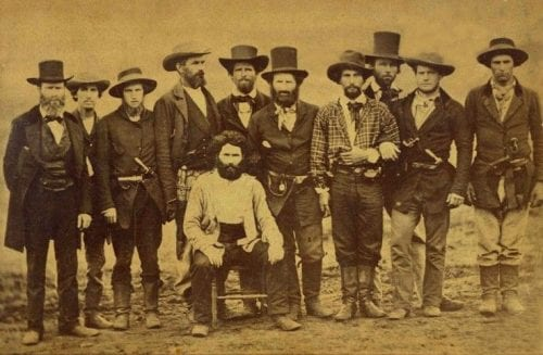 OASIS Educational Series: Wild West Mild West - Comparing Frontier Mythology, Gun Culture, and Gun Laws @ Jordan YMCA   Indianapolis   Indiana   United States
