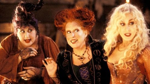 Halloween Cycle Cinema: Hocus Pocus @ Benjamin Harrison YMCA Cycle Studio | Indianapolis | Indiana | United States