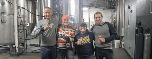 Thankful-4-All Cornhole Tournament @ Centerpoint Brewing | Indianapolis | Indiana | United States