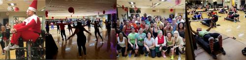 Santa Slam @ Fishers YMCA | Fishers | Indiana | United States