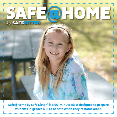 Safe@Home by Safe Sitter @ Jordan YMCA | Indianapolis | Indiana | United States