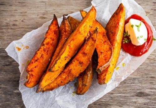 Edgy Veggies: Sweet Potato Fries @ Hendricks Regional Health YMCA | Avon | Indiana | United States