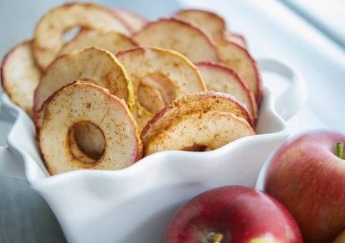Edgy Fruit: Apple Chips @ Hendricks Regional Health YMCA | Avon | Indiana | United States