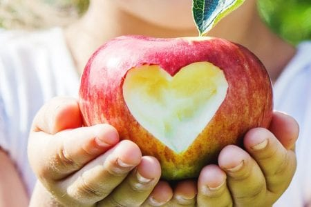Apple Heart Hands | YMCA of Greater Indianapolis