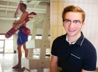 Noah Bowen Then & Now