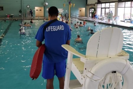 Become a Lifeguard at the YMCA