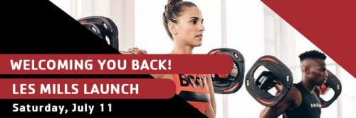 Les Mills Launch @ Benjamin Harrison YMCA | Indianapolis | Indiana | United States