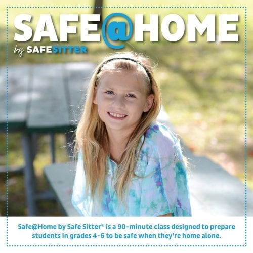 Safe@Home @ Witham Family YMCA | Lebanon | Indiana | United States