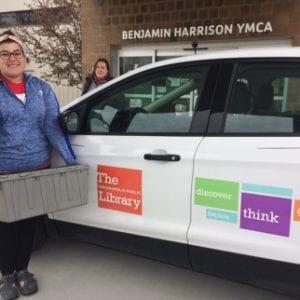 Outside Benjamin Harrison YMCA - Communities