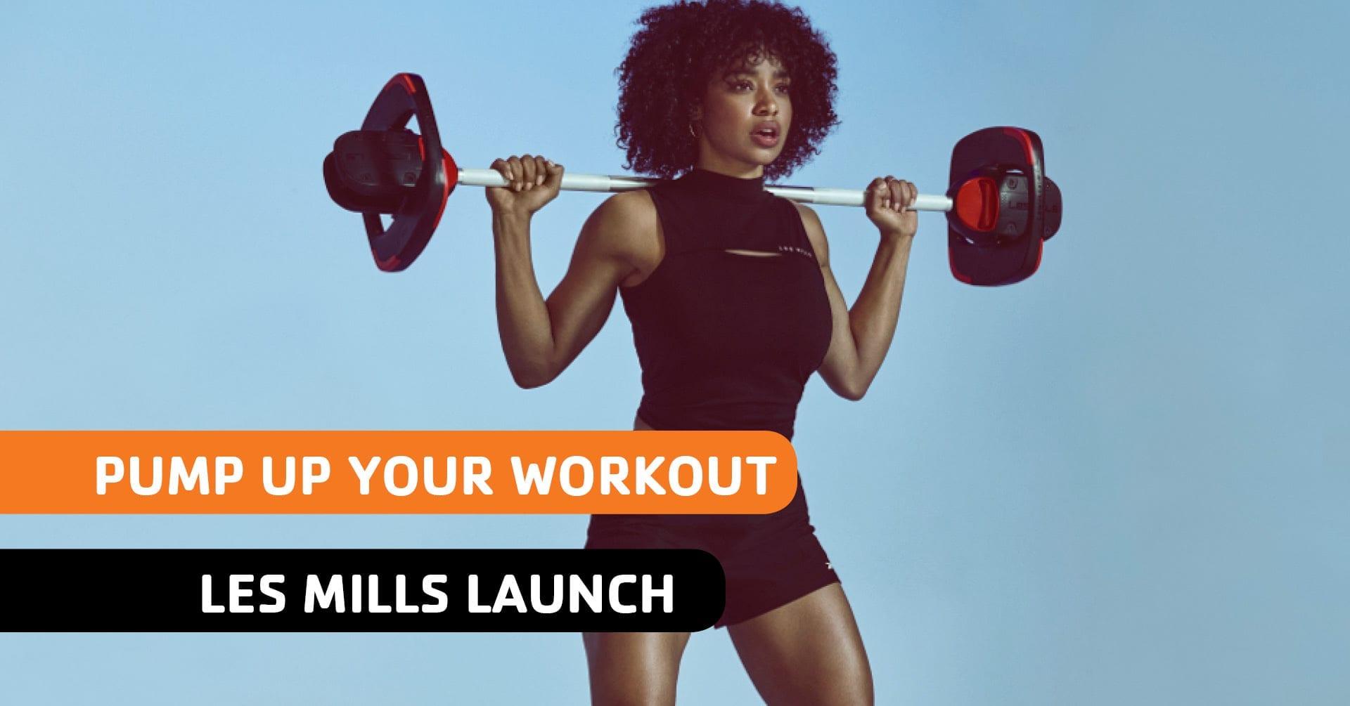 Les Mills Launch