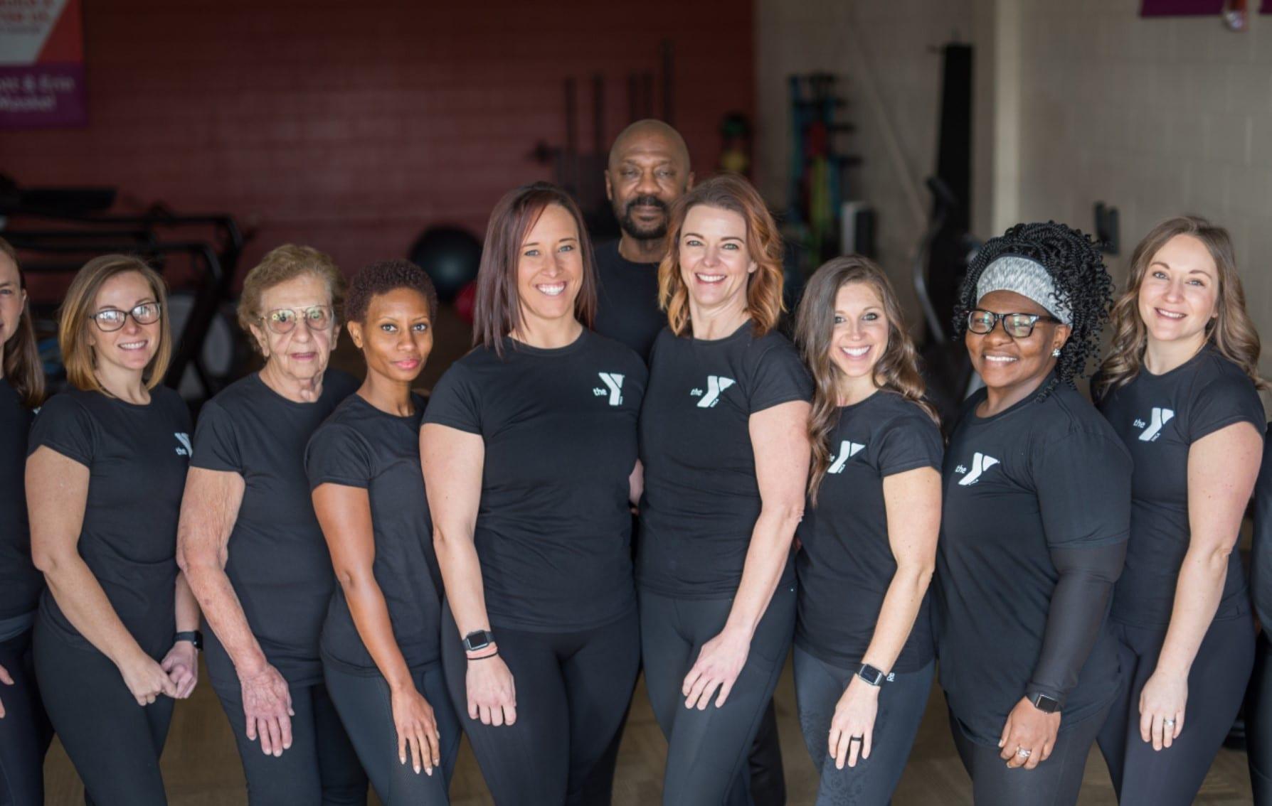 Benjamin YMCA personal trainers