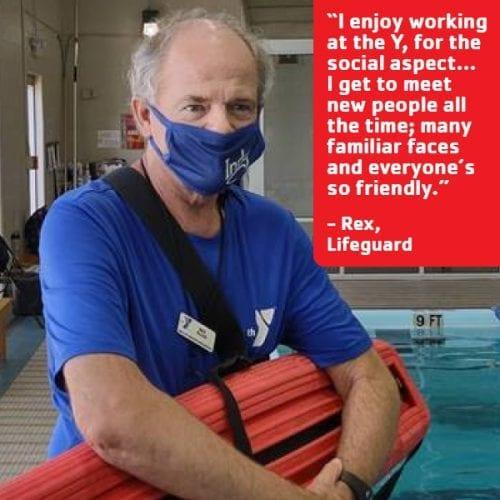 Ransburg YMCA Love Where You Work Rex