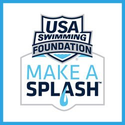 USA Swim | Make a Splash Logo | Ransburg Y | YMCA of Greater Indianapolis