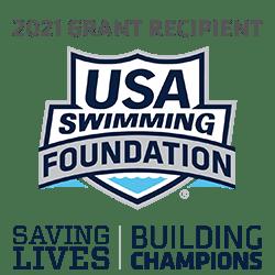 USA Swim Foundation Logo | 2021 Grant Recipient
