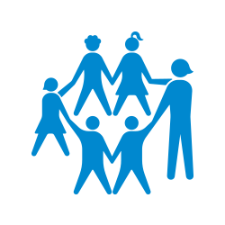 Large Group Icon | Before & After School Programs | Youth Development | YMCA of Greater Indianapolis