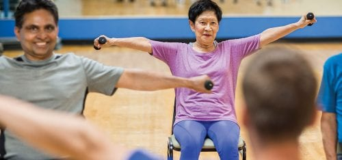 Group Exercise at Avondale Meadows YMCA | YMCA of Greater Indianapolis