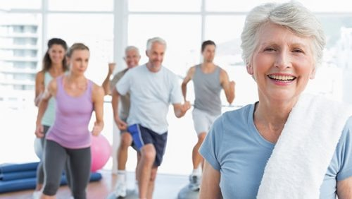 Enhance Fitness | Adult Fitness | Benjamin Harrison Y | YMCA of Greater Indianapolis