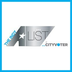 Indy A List Logo | Irsay Family YMCA at CityWay | YMCA of Greater Indianapolis